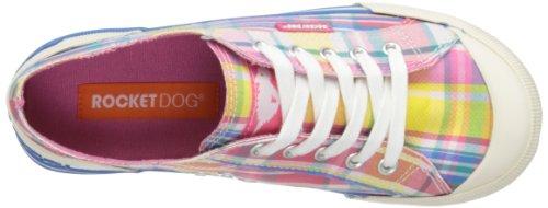 Rocket Dog  Jazzin,  Damen Sneaker Pink Candy Shop