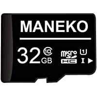 SD card, 32GB, micro SDHC Memory Card(TF card), Class 10, U1,