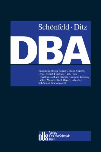 Preisvergleich Produktbild Doppelbesteuerungsabkommen (DBA) - Kommentar