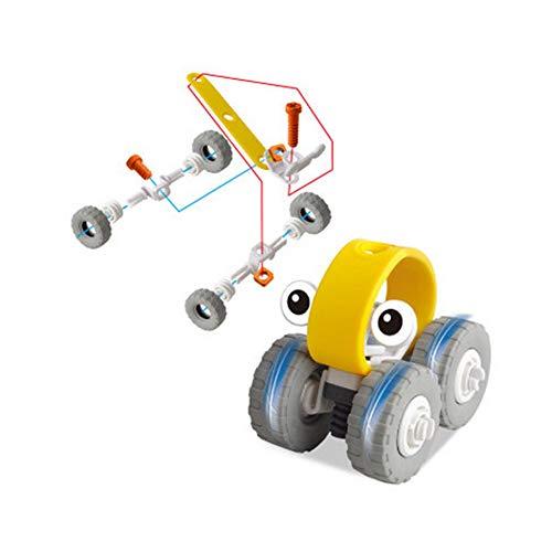 Piccolo Engineering Construction Building Blocks giocattoli educativi Diy bambini giocattoli del bambino l'apprendimento e intrattenimento (6817)