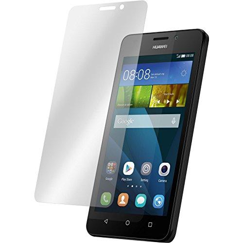 PhoneNatic 2er-Pack Displayschutzfolien klar kompatibel mit Huawei Y635