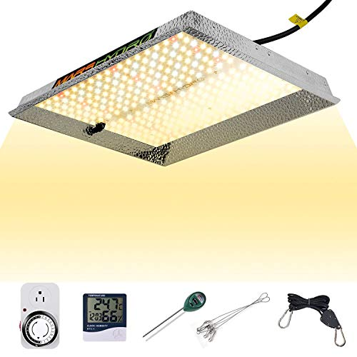 MARS HYDRO LED Grow Lampe 1000W Vollspektrum Pflanzenlampen LED Grow Light Wachstumslampe für Zimmerpflanzen für Innen Samen Knospe Pflanze Gemüse und Blume für Wachsen Zelt (Mars 1000W Set) -