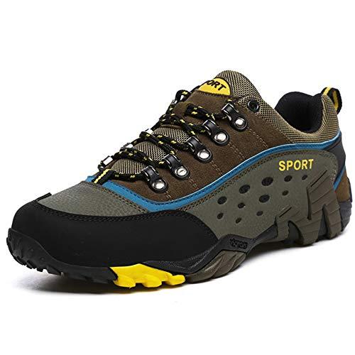 Scarpe da Passeggio Impermeabili da Uomo Scarpe da Escursionismo Sportive da Uomo per Arrampicata all'aperto