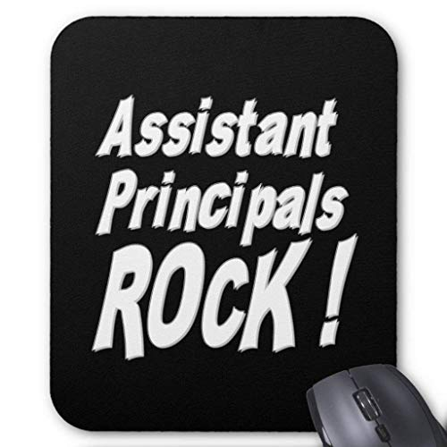 Wristband Assistant Principals Rock! Mousepad Computer Accessories Anti-Friction 18X22 Gps 18 X Pc