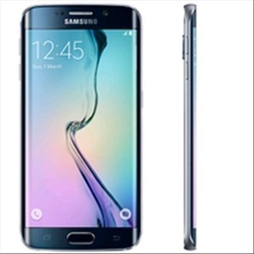 Samsung G925 Galaxy S6 Edge Smartphone, 32 GB, Marchio Tim, Nero [Italia]