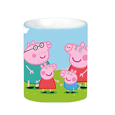 PrettyurParty Peppa Pig Mug