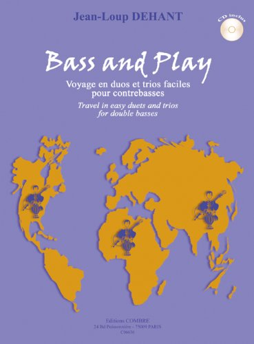 Bass and Play (8 pièces) +CD
