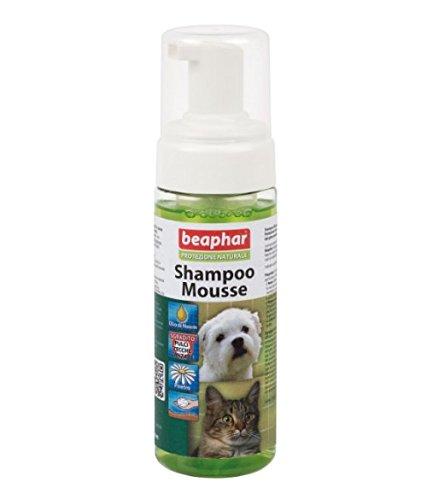 Schutz natur Shampoo Mousse Hund/Katze ml 150 (Spa Haustier-shampoo)