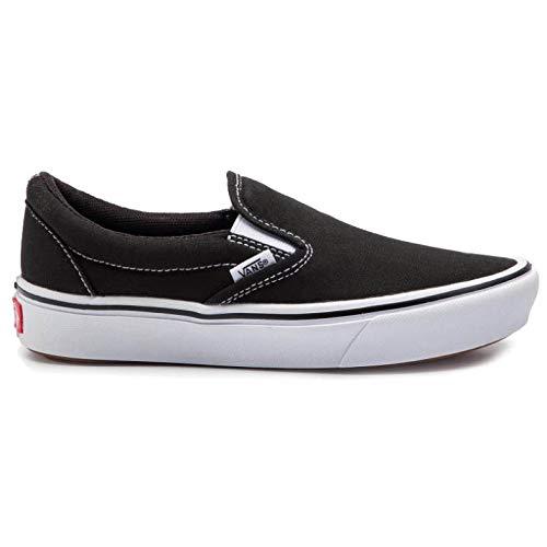 Vans ComfyCush Slip-On Schuhe (Classic), Schwarz, 37 EU - Vans Slip On Schuhe Schwarz
