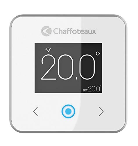 Chaffoteaux 3319128 Smart Thermostat WLAN Weiß