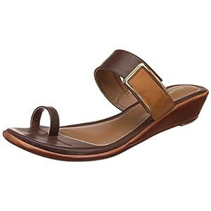 Bata Women's Hazel Toe Ring Slippers