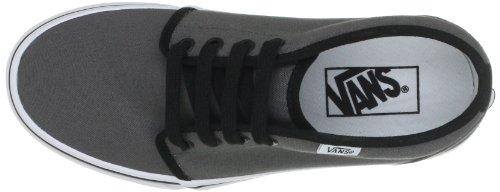 Vans U 106 VULCANIZED Unisex-Erwachsene Sneakers Grau (Pewter/Black PBQ)