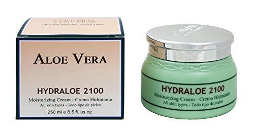 Canarias Cosmetics Hydraloe 2100 Creme, 1er Pack (1 x 250 g)
