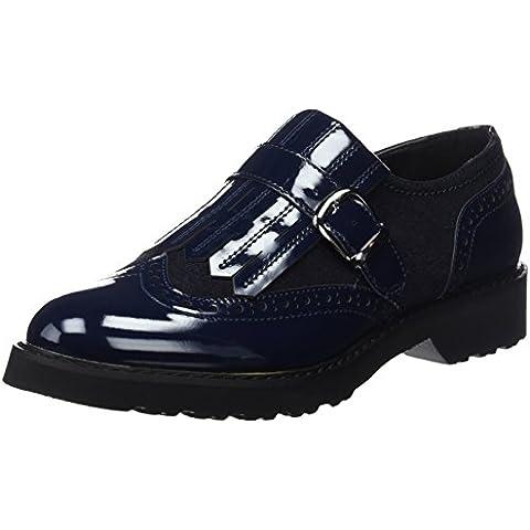 XTI Sra. C. Combinado 46267, Zapatos Brogue Mujer