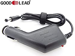 Good Lead 5v Altec Lansing Inmotion Im600 Car Power Supply Adapter Cable - New Uk Seller
