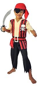 Cesar F531-Disfraz de Pirata 3/5años-5/7años