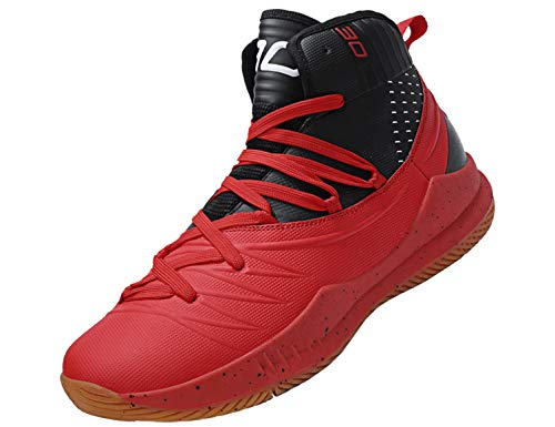 SINOES Moda Zapatillas Hombres Zapatos 2018 Adolescentes Adultos Deporte de Baloncesto Transpirables...