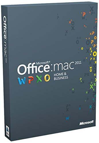 Microsoft - Office for Mac Home & Business 2011