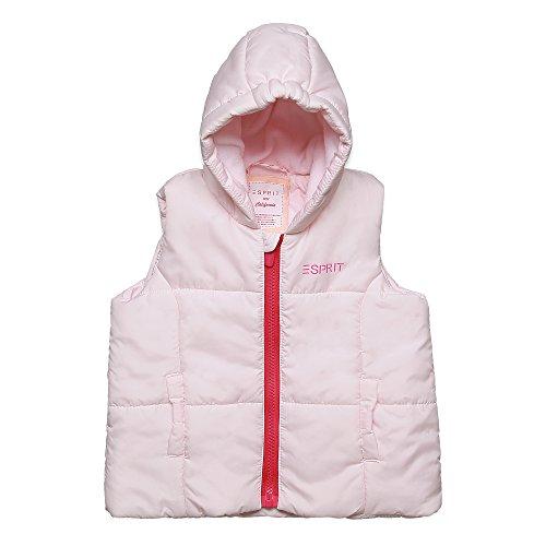 ESPRIT Baby-Mädchen Weste RK42021, Rosa (Light Pink 311), 68