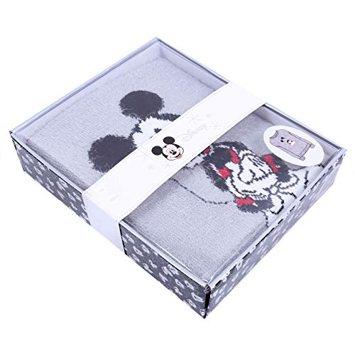 -:- Mickey Mouse -:- DISNEY -:- Jersey Gris