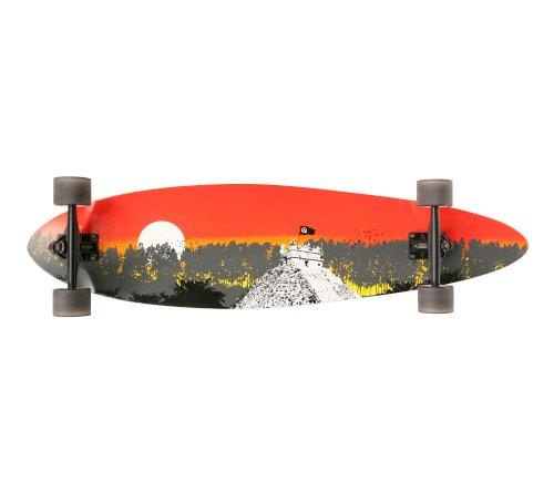 Quest conquista Longboard monopatín, 40-inch