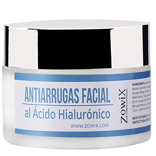 Zowix Crema Facial Antiarrugas Piel Seca Mixta | Crema