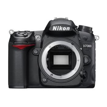 Nikon D7000 16.2 MP Digital SLR Camera Body (Black)