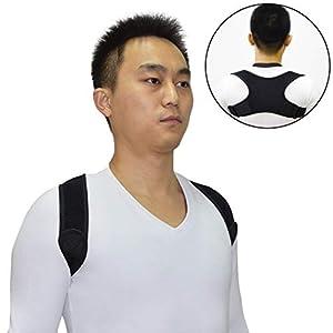 Fansport Posture Corrector Atmungsaktiv Effektive RüCkenschulterstüTze RüCkenstüTze