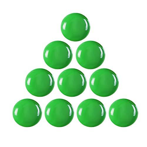 CTGVH 10 PCS Imanes de Nevera Muliti-Color Refrigeradores creativos Imanes de Oficina...