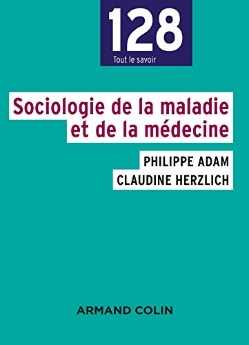 Sociologie de la maladie et de la médecine NP