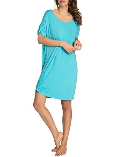 Taubert Fruity Big Shirt, 90cm Damen Atoll Blue