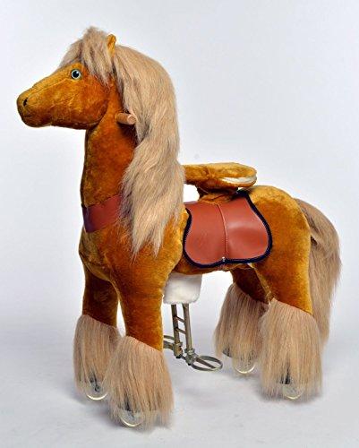 Ponycycle - poney cow-boy à roulettes Moyen