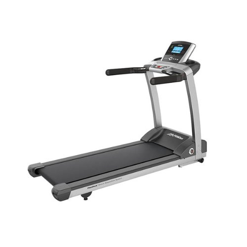41uR9pvEBCL. SS500  - Life Fitness T3 Treadmill with Go console