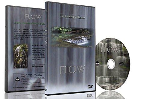 Wasserfall Natur DVD mit natürlichen Klängen des Wassers (Klang-wasserfall)
