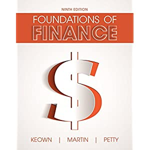 Foundations of Finance (Pearson Series in Finance)
