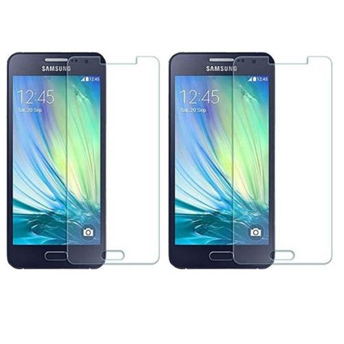 Samsung Galaxy J7 Prime Tempered Glass Screen Protector (Pack Of Two)