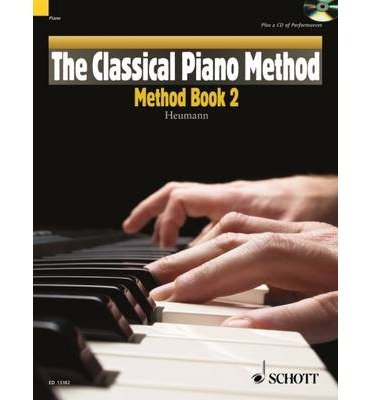 [(The Classical Piano Method: Method Book 2)] [Author: Hans-Günter Heumann] published on (July, 2012)