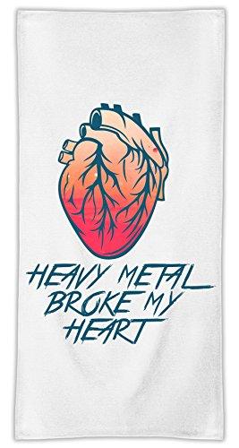 heavy-metal-broke-my-heart-pano-de-microfibra-micro-fiber-towel-w-custom-printed-designs-eco-friendl