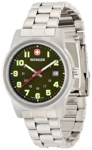 Wenger Field Classic relojes hombre 01.0441.103