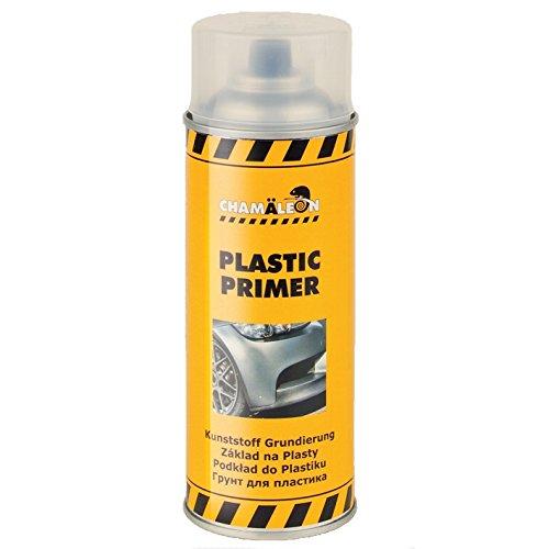 Chamäleon 1K Kunststoff Plastik Primer 1 x 400ml Spray GRUNDIERUNG HAFTGRUND -