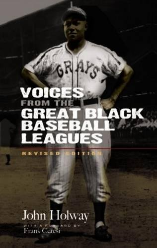 Voices from the Great Black Baseball Leagues (Dover Baseball)