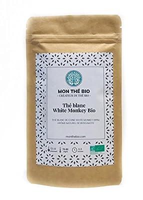 Thé blanc White Monkey BIO - Sachet 100g