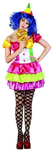 P 'tit Clown Kostüm Erwachsene Luxe Clown ()