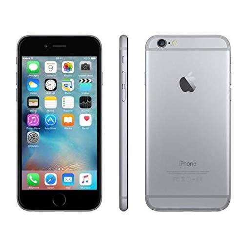 Apple iPhone 6s Plus 16GB Space Grau (Generalüberholt)