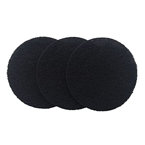 3 x Eheim Ecco Carbon Foam filter Pads (2232/2234/2236 and ecco pro 130/200/300)