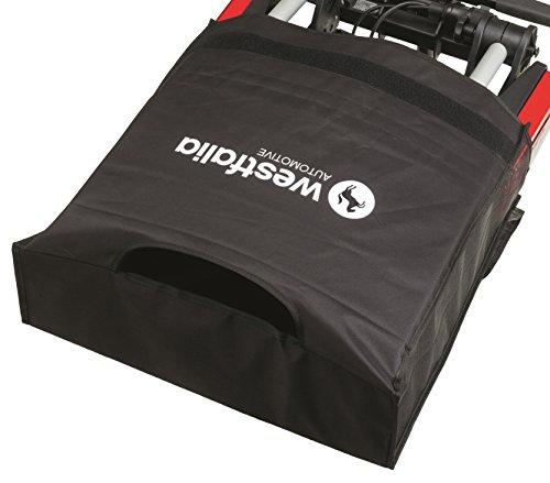 Westfalia Transporttasche für die Fahrradträger bikelander, bikelander classic & BC 60 – Praktische Aufbewahrung für Kupplungsträger