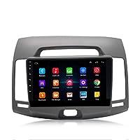 Car Navigation, 4G LTE Android 10.1 For Hyundai Old Elantra 2007-2010 Multimedia Stereo Car DVD Player Navigation GPS Radio 2DIN, Multifunction