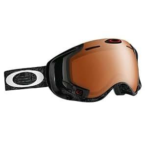 Oakley - Masque Ski Snow Homme Oakley Airwave 1.5 - Silver Text - Taille: -