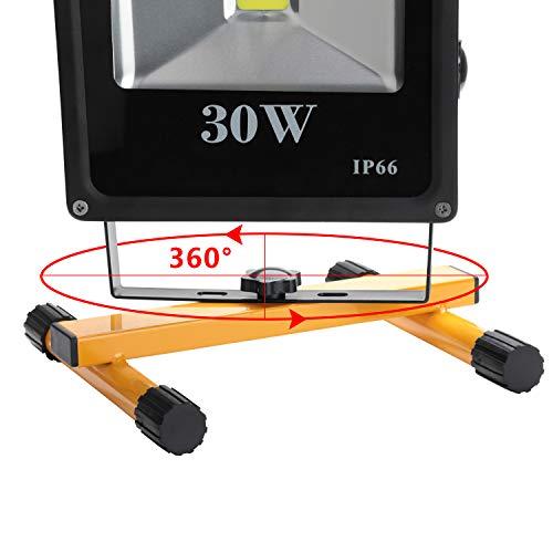 Zoom IMG-3 vingo 30w faro led bianca