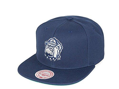 Georgetown Hoyas - NCAA - College Football - Snapback Cap- Mitchell & Ness - Herren Kappe